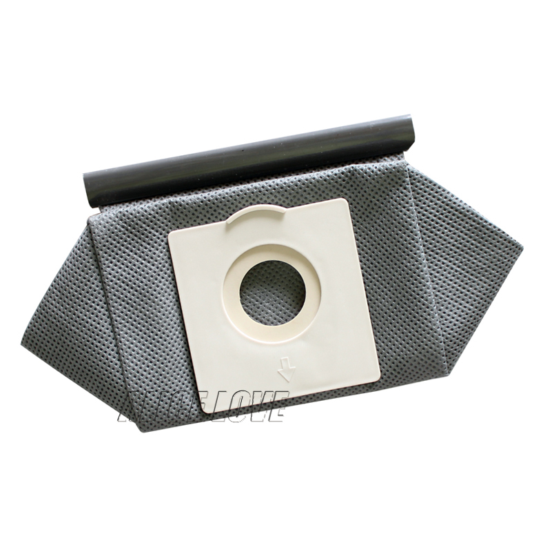 5pcs Free Shipping Vacuum Cleaner Non woven Cloth Dust Garbage Bag Be washedrepe,ated use For Philips FC8088 FC8089 2 pieces lot vacuum cleaner non woven s bag cloth dust bag replacement for philips cityline universe impact series
