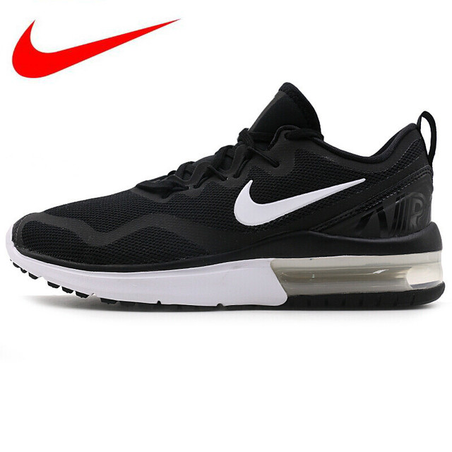 ca053d95c8a Official NIKE AIR MAX FURY Original New Arrival Authentic Men s  Skateboarding Shoes Sneakers Trainers AA5739-001