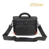 high quality Camera Bag For SONY A77 A65 A57 A900 A58 A99 A7R A7SII A290 A68 Alpha A7R3 Waterproof camera Case shoulder bag