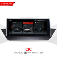 10.25 Quad Core Vehicle multimedia player For BMW X1 E84 Android gps navigation Wifi Steering Wheel ID6 Interface EW970AW CIC