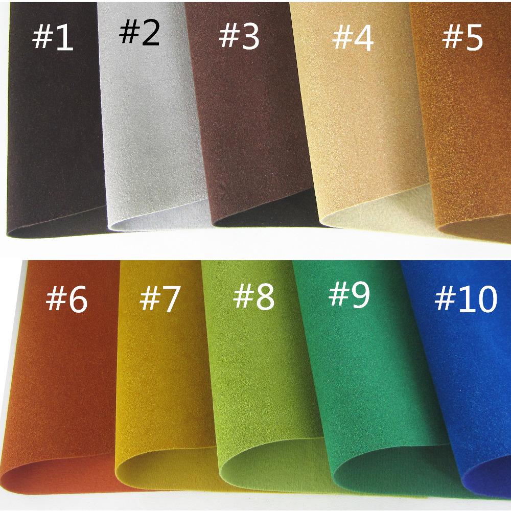 Apparel Sewing & Fabric Supply A4 Sheet 8x11.8 Soft Smooth Pu Artificial Leather Synthetic Faux Pu Leather Fabric For Bows Earring Diy 1pieces F0417