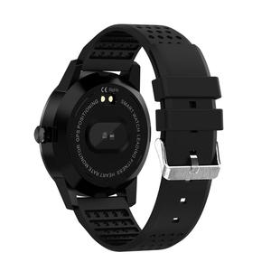 Image 3 - SmartWatch IP68 wodoodporny ciśnienie krwi pulsometr sportowy przypomnieć Bluetooth inteligentny zegarek sportowy dla android ios