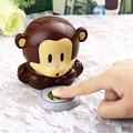 New Cute Monkey nail dryers Nail Art Polish Dryer Blower Manicure nail art equipment/tools