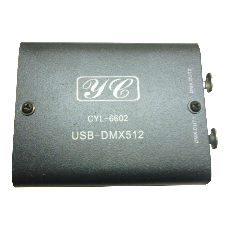512 canaux USB à DMX DMX512 lumière LED DMX-stade contrôleur d'éclairage Das lumière - 3