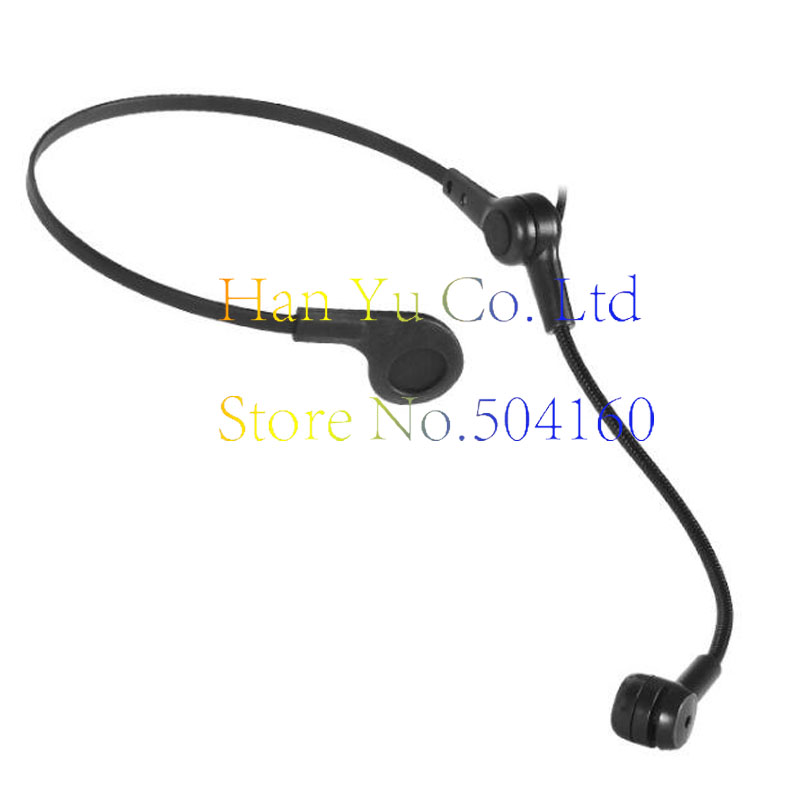 Top Quality Cardioid Dynamic Headset Microphone For Sennheiser/Shure/Mipro Wireless Head Headworn Wearing Mic q1-3