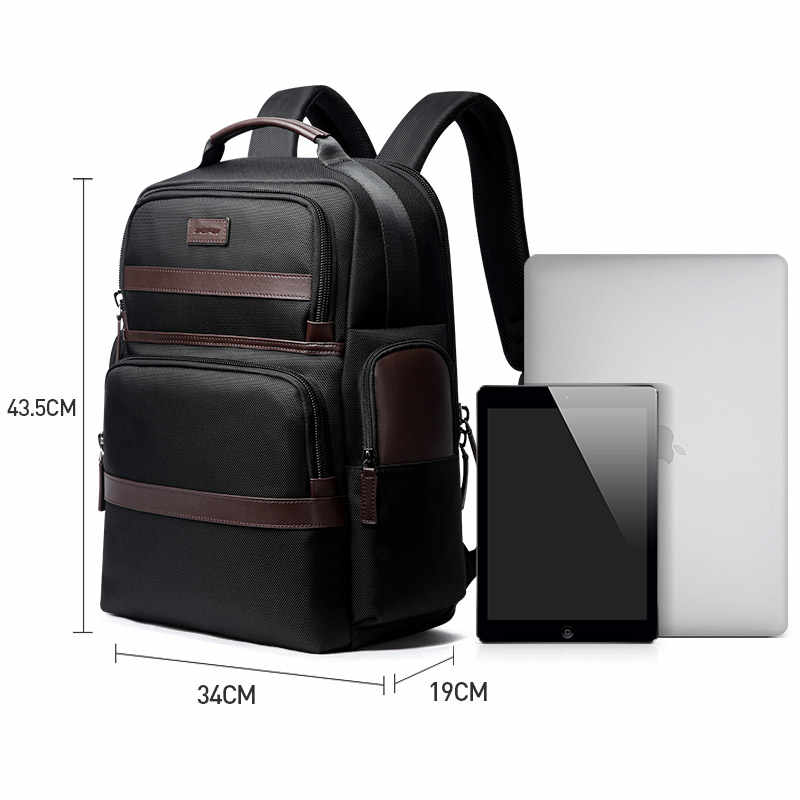 c977dc480c ... BOPAI Anti-thief USB charging 15.6inch laptop backpack for women Men  Cool Travel Backpack