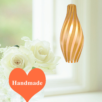 Classical vintage Ply-Wood chips Chandelier handmade E27 LED lamp indoor lighting for porch&living room&cafe&corridor BT115-170 crystal long tassel zanhuaji vintage classical hair stick for tv play legend of chinese empress wumeiniang handmade hair sticks