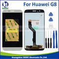 1pcs High quality LCD Display with Touch Screen For Huawei Ascend G8 Digitizer Assembly Phone repair+tools
