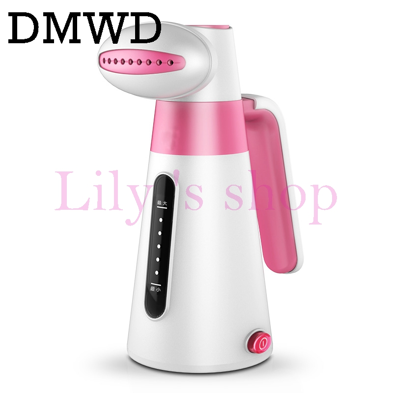 DMWD HandHeld Garment Steamer mini Clothes Steam Iron Portable Electric brush Facial Steamer Dry cleaning Ironing machine travel portable 650w high power steam brush for clothes mini household travel iron garment steamer ironing machine 220v 110v eu us plug