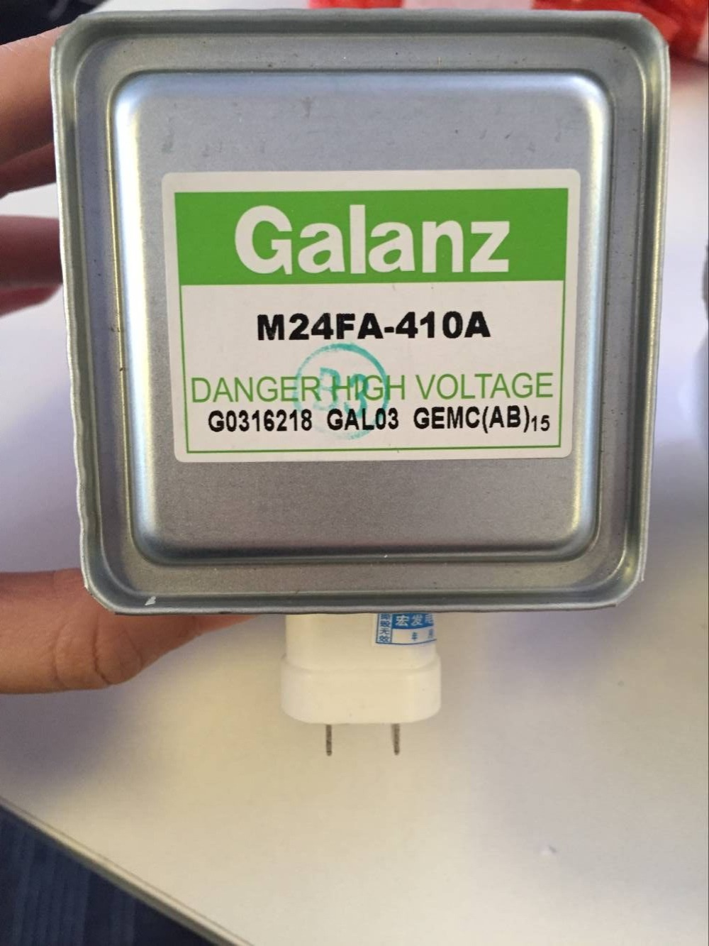 1pc Microwave Oven Magnetron M24FA-410A For Galanz original new m24fa 410a for galanz magnetron microwave oven parts microwave oven magnetron microwave oven spare parts