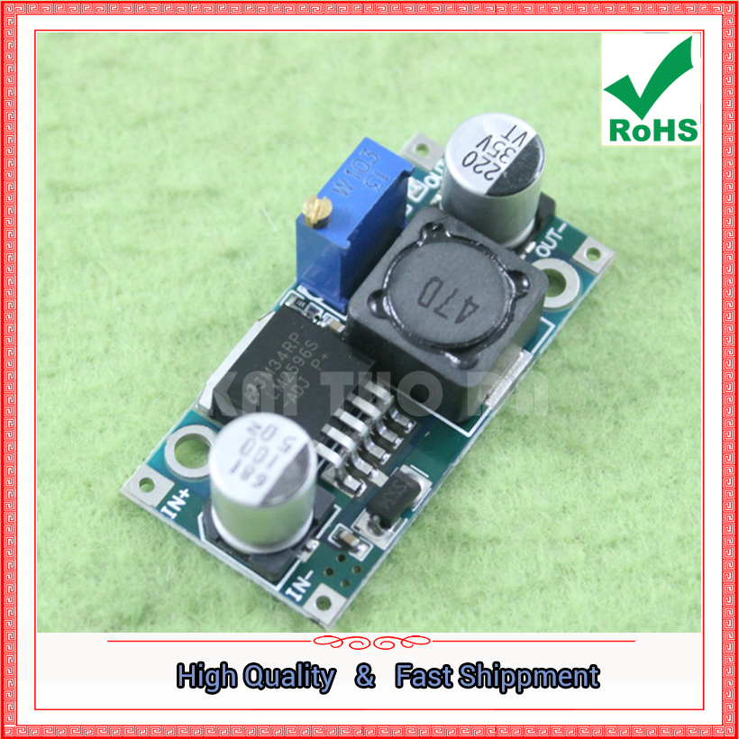 10pc Mini Power Supply Step Down Module LM2596s 3A DC to DC Buck Converter NEW