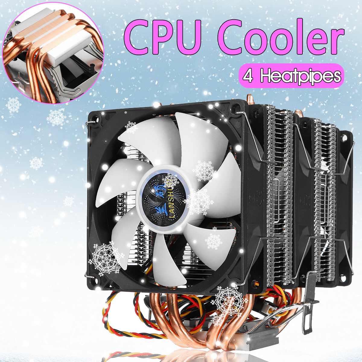 Deepcool PC CPU Cooler Silent Fan Heatsink Radiator For Intel LGA MY