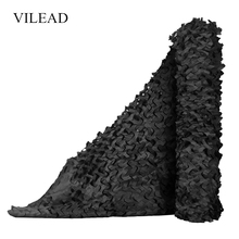 VILEAD New Simple 1.5x3.5m Maple CP Digital Camouflage Nets Camo Netting without Edge Binding Sun Shelter Car Cover 150D Oxford