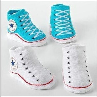 2013 New Hot Look Like Shoes Baby Socks New Born Socks For 0-12month Nice Gift Packing Free Shipping