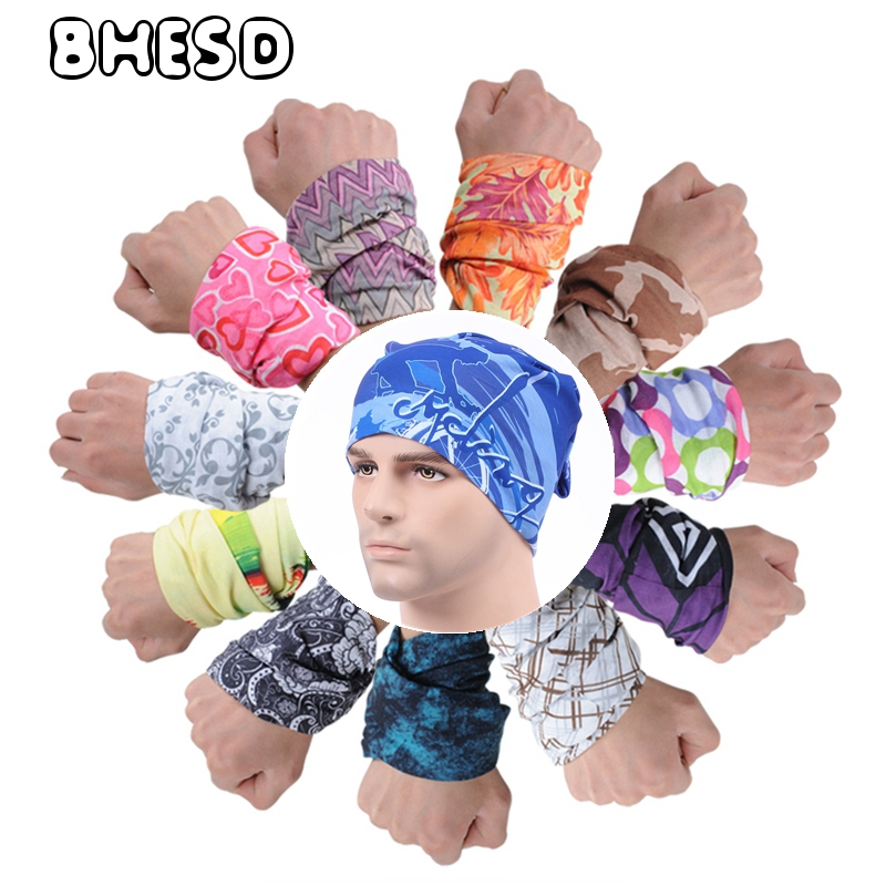BHESD 2017 Seemless multifunction Scarf balaclava bs