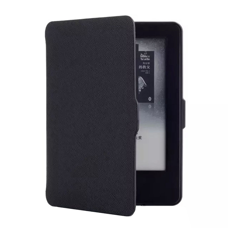 Luxury Ultra Slim PU Leather Smart Magnetic Ebook Cover Case Cover For Amazon Kindle Paperwhite 1 2 Case Protevtive Cover fashion pu leather ultra slim smart cover case for amazon kindle paperwhite 1 2 3 6case tablet shell with sleep
