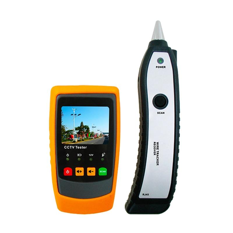 все цены на  GM61 2.0 Inch  LED CCTV Tester Security with ADSL Detection Camera Brand new (with box)  онлайн