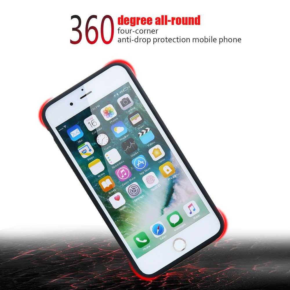 Pin Sạc Trường Hợp cho iPhone 6 6 S Plus Siêu Mỏng Power Bank Case Bên Ngoài Bộ Sạc Dự Phòng trường hợp 2500 /3000 mAh