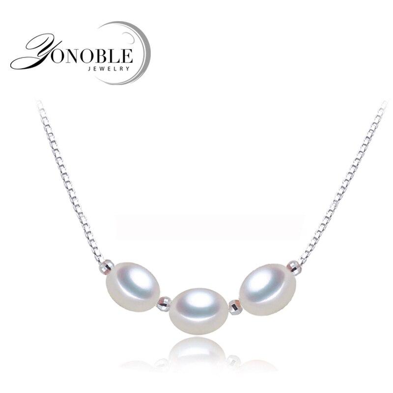 c66723cfe356 Younoble perlas naturales colgante