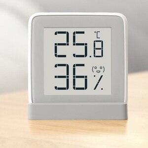 Image 3 - Цифровой гигрометр Xiaomi mi, Умная Электронная метеостанция, термометр, датчик влажности и температуры в помещении