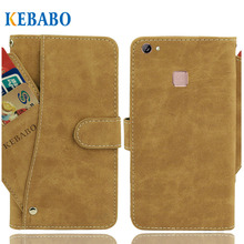 Vintage Leather Wallet NOA H2 Case 5 Flip Luxury 3 Front Card Slots Cover Magnet Stand Phone Protective Bags vintage leather wallet echo dune 5 case flip luxury card slots cover magnet stand phone protective bags
