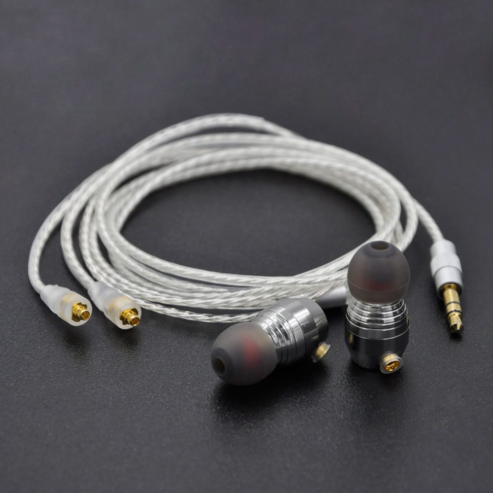 MusicMaker TONEKIN Shockwave III 11mm DD + 4BA Hybrid 5 Unit In Ear Hifi Music Monitor DJ Earphone MMCX PK K3003 SE846 IE800 new senfer xba 6in1 2ba 1dd in ear earphone hybrid 3 driver unit hifi earplhones with mmcx interface free shipping