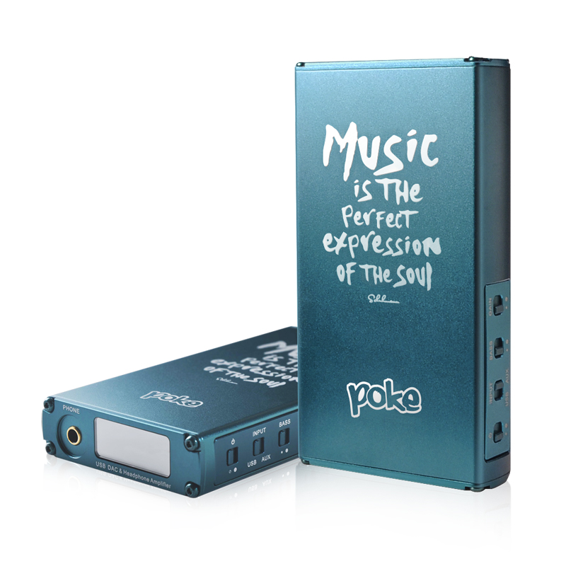 XDuoo Poke Portable Decoding AMP DAC DSD Native Poke USB Hifi Music Headphone Amplifier Decoder for Apple IPhone Android Phone new xduoo xd 05 portable audio high performance portable dac headphone amp 32bit 384khz native dsd decoding with oled display