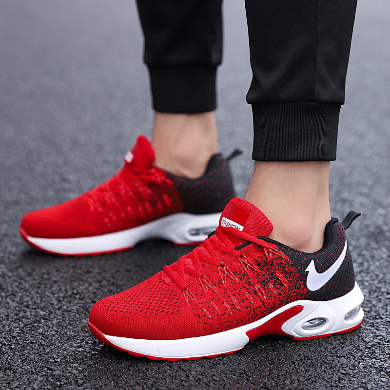 Shoes Trend Breathable Men's Casual Mesh Wear Student Summer New