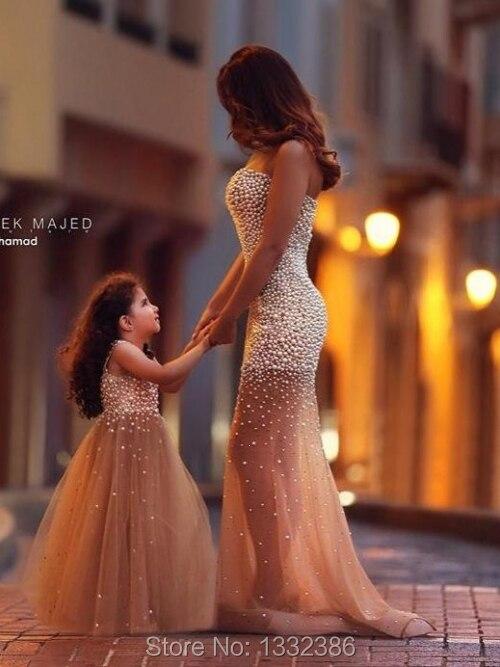 Bronze Evening Dresses
