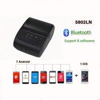 5802LN thermal Receipt POS mini bluetooth printer bluetooth