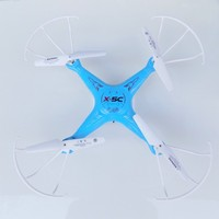 X5C (Upgrade Version) RC Drone 6 Axis Remote Control Helicopter Quadcopter With 2MP HD Camera or X5 RC Dron No Camera