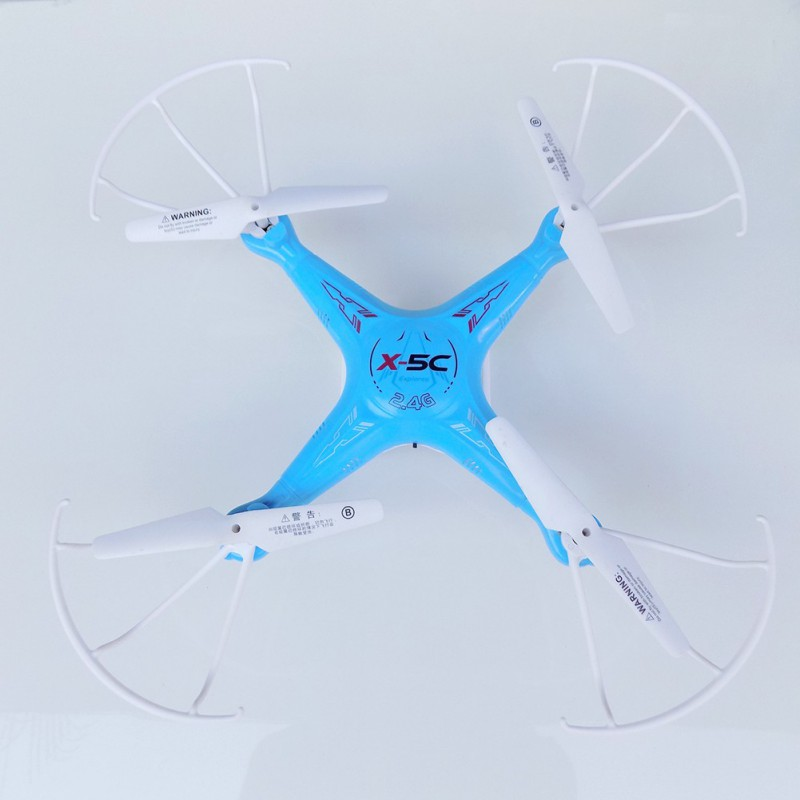 X5C (Upgrade Version) RC Drone 6-Axis Remote Control Helicopter Quadcopter With 2MP HD Camera or X5 RC Dron No Camera