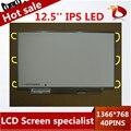 Оригинальный 12.5 ''IPS жк-экран Ноутбука LP125WH2 SLT1 Для Lenovo ноутбук 40 булавки 1366*768