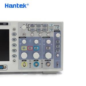 Image 3 - Hantek MSO5202D הרשמי Osciloscopio USB הדיגיטלי אוסצילוסקופ נייד אוסצילוסקופ 200 MHz 2 ערוצים + 16 הערוץ Logic Analyzer