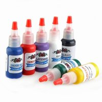 7 Color Tattoo Ink Pigment Supplies Kit 15ml 1 2 Oz Ounce