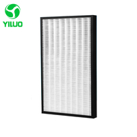 405*240*35mm high efficiency collect dust hepa filter and activated carbon filter of air purifier parts for F VXH50C F PXH55C et