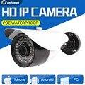 HD 720 P Noite IR Visão de Rede IP Câmera 1080 P Bala android iphone xmeye visão 1.0mp cctv ip câmera de segurança de 2mp Onvif