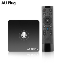 2018 A95X pro Android 7.1 Smart TV Box Quad Core 2GB/16GB Smart Media Player AU