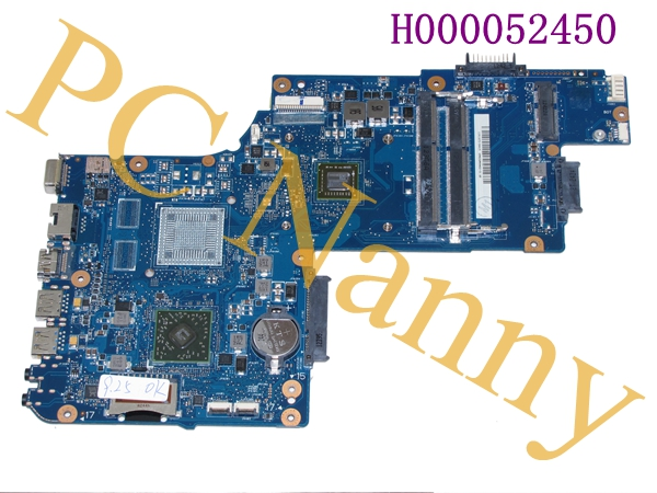 H000052450 FOR Toshiba Satellite C850 C850-11Q Motherboard with AMD E1-1200 CPU - TESTED