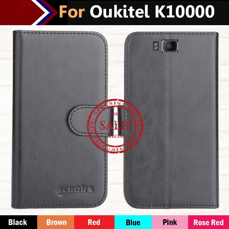 ¡Caliente !! En stock Oukitel K10000 Estuche 5.5