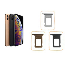 1Pcs Micro SIM Card Tray Holder Slot Replacement for Apple for iphone XS Free card Tool Pin Key Needle stainless steel replacement micro sim card tray slot for iphone 4 silver