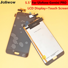 FOR Ulefone Gemini Pro LCD Display and Touch Screen +Tools  Digitizer Assembly Replacement Accessories For Phone 5.5