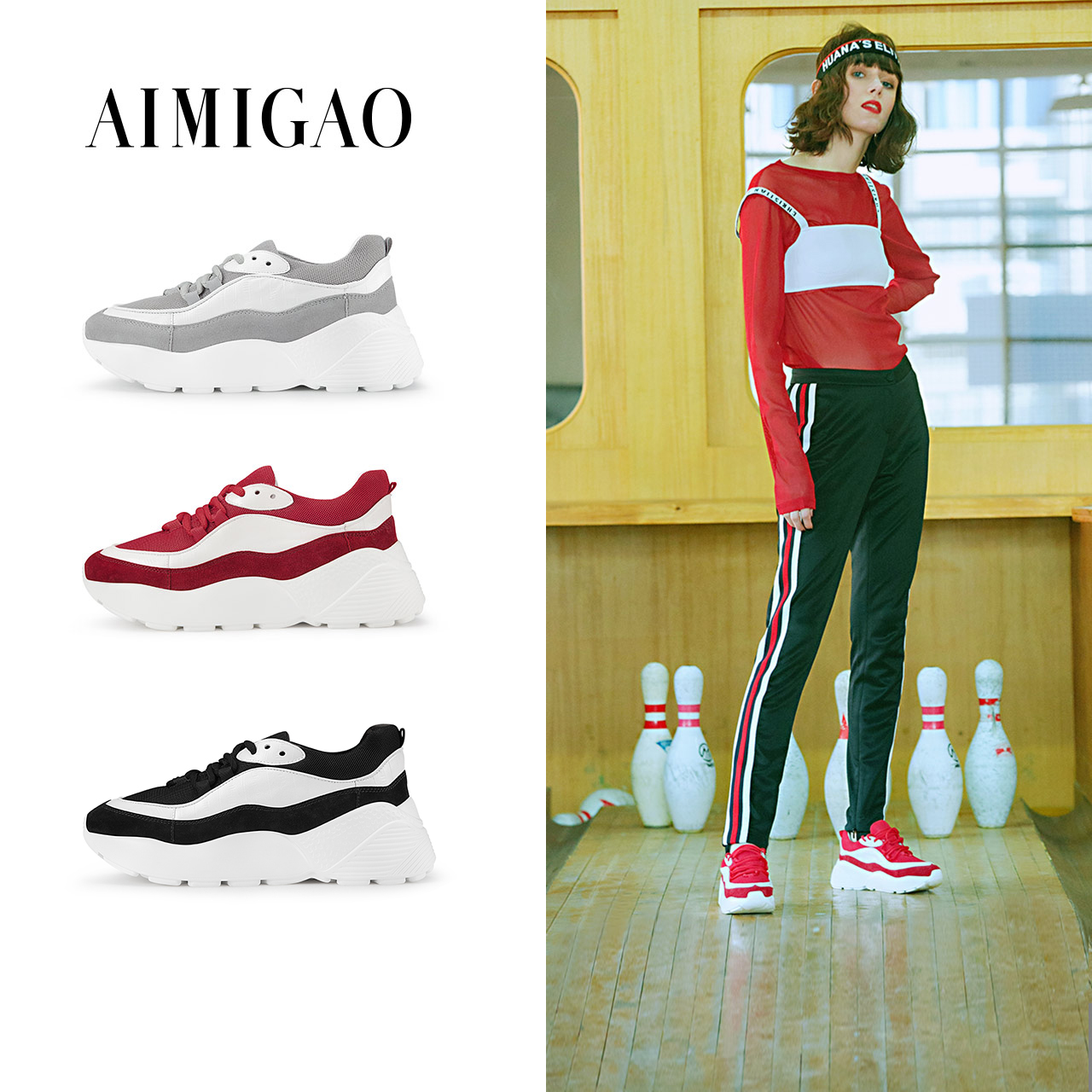 2018 Spring Round Toe Comfortable Thick Bottom Lace-Up Flat Platform Casual Women Shoes Mixed Color Fashion Sneakers Shoes Women vicamelia 2017 fashion women casual shoes grey appliques women flat shoes comfortable women sneakers female footwear 067