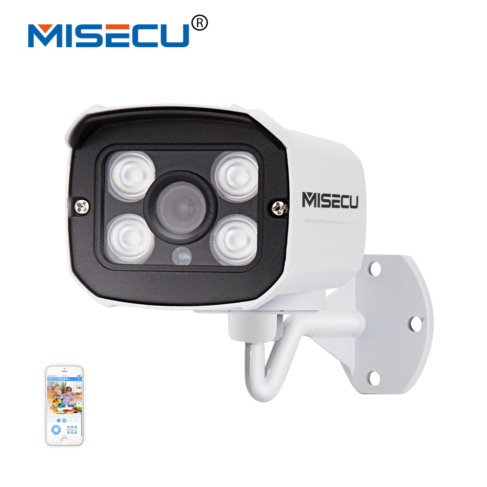 MISECU AHD camera 720P 1.0MP Bullet high power array leds camera waterproof night vision IR cut 1/4 cctv serveillance home bullet camera tube camera headset holder with varied size in diameter