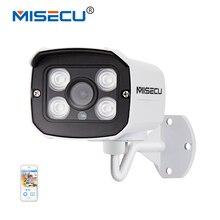 MISECU AHD camera 720P 1.0MP Bullet high power array leds camera waterproof night vision IR cut 1/4″ cctv serveillance home