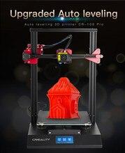 Upgrage видения двойной экструзии CREALITY 3D CR-10S Pro резюме печати с нити обнаружения и автоматическое выравнивание