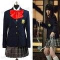Kill Bill Gogo Yubari Uniform Cosplay Costume