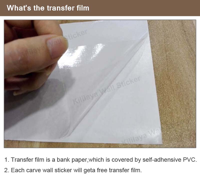 6 what the transfer film