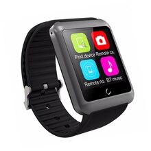 Original uwatch u11 smart watch unterstützung sim-karte pedometer schlaf-tracker bluetooth smartwatch für ios android besser als dz09