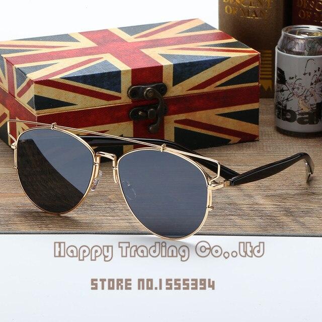bf95e6429835 2015 Summer hot style flat lens sunglasses for women and men, Fashion  coating sun glasses mirror lenses Udriving eyewear